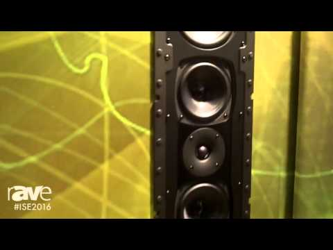 ISE 2016: Totem Acoustic Shows the Tribe Series at ISE