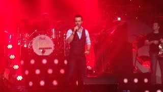 Nathan Carter Good Time Girls Live At Rose of Tralee 2014