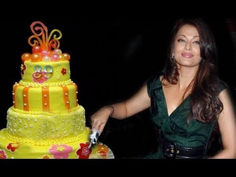 Aishwarya Rai Bachchan Celebrating Her 39th Birthday - Latest Bollywood News video