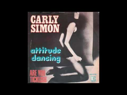 Carly Simon - Attitude Dancing