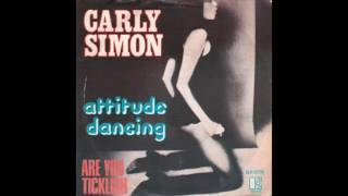 Watch Carly Simon Attitude Dancing video