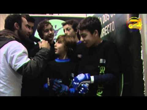 """""""I Supercup Plurisports"""" - Blue Angels - Carlos, Rafael, Artur, Miguel e Rafa"""