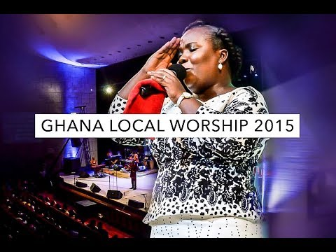 Denzel Prempeh - Ghana Local Worship 2015 (TGH2015) ft Becky Bonney,Uncle Ato,YawOsei