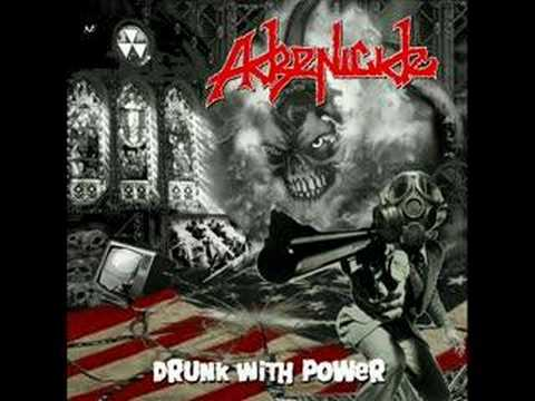 Adrenicide - You Coloured My World With Shit