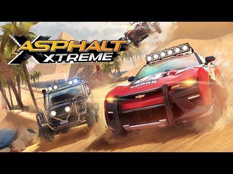 Asphalt Xtreme Launch Trailer