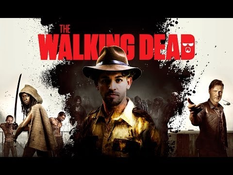 THE WALKING DEAD PARODIA - ¿Han hecho un cómic de la serie? (MICHAEL JACKSON - Thriller)