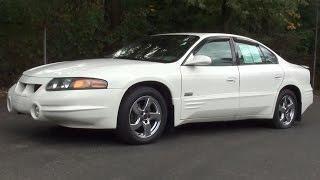 MVS - 2003 Pontiac Bonneville SSEi