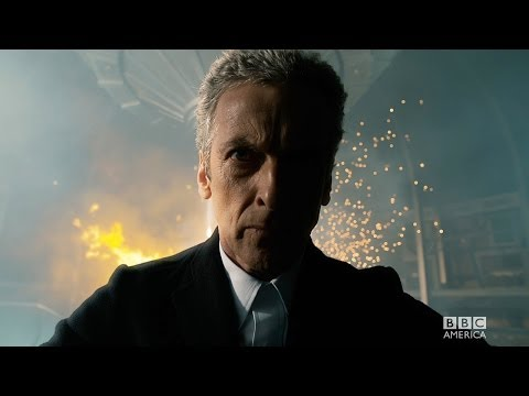 DOCTOR WHO New Season Premieres SAT AUG 23 BBC AMERICA with New Twelfth Doctor Peter Capaldi