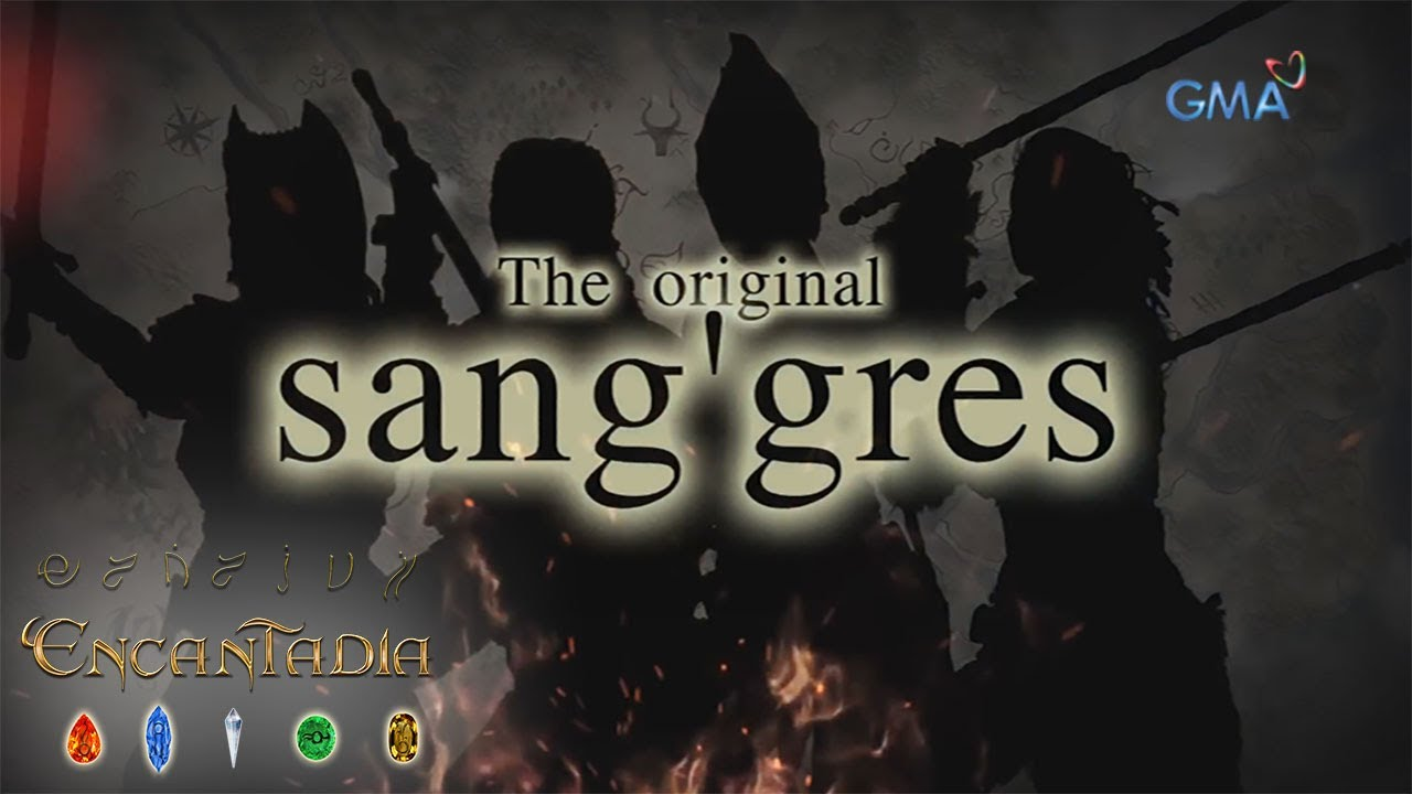 GMA Full Eps: The Sang'gres