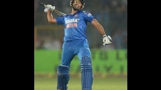 India v Australia 7th ODI at Bangalore on Nov 2 2013 highlights    rohit sharma duble century