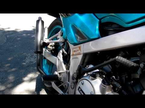 Kawasaki kr150 Cyclone Ultra Sport