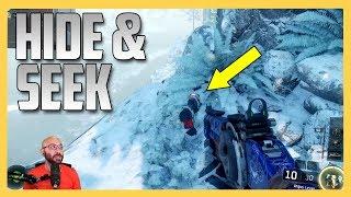 Hide and Seek on Redwood Snow! | Swiftor