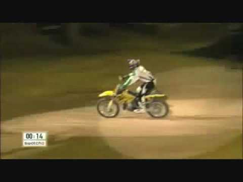 Pastrana at Red Bull X-Fighters 2007 - Winning run UNCUT Video