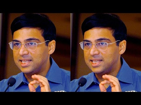 Chennai Flood: Chess ace Viswanathan Anand opens his doors for slum dwellers