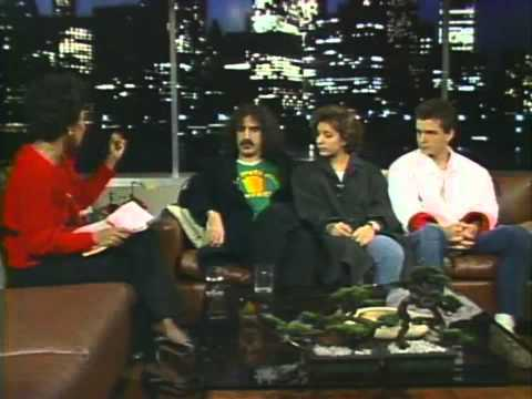 Frank Zappa - Interview With