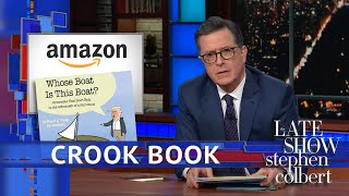 Don't Buy The Knockoff Version Of Stephen's Book On Amazon