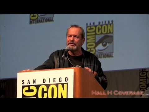 Comic Con 2009: Part 1 - Terry Gilliam's The Imaginarium of Doctor Parnassus