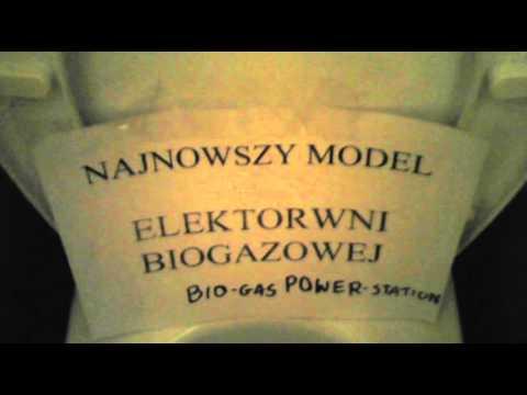 Odnawialne Źródła Energii - Najnowszy Model Elektrowni Biogazowej BIO-GAS POWER-STATION