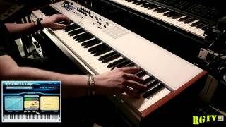 Arturia KeyLab88 - Demo Bundle Pianos part 2