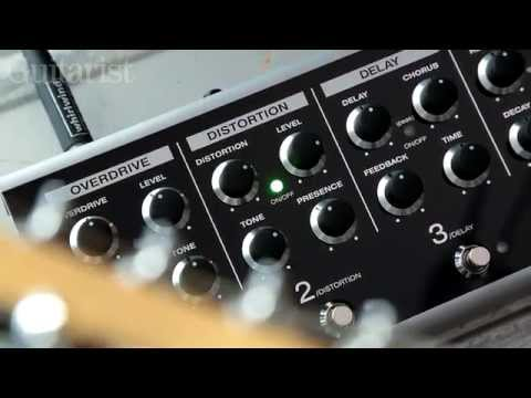 T-Rex SoulMate Guitar Multi-effects Pedal Demo