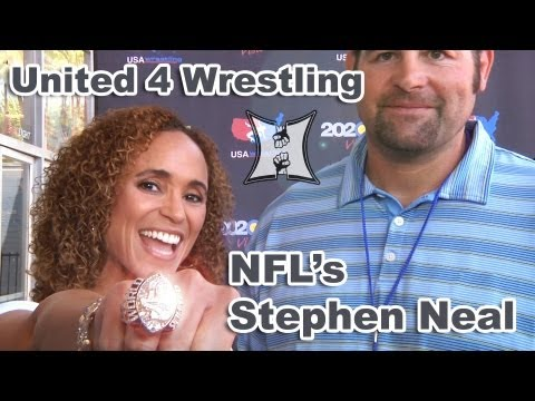 New England Patriot's Stephen Neal Wants to Save Olympic Wrestling