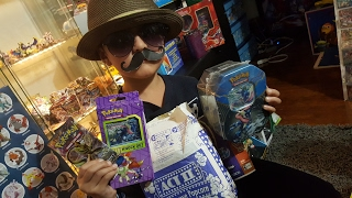 Catching Your Favorite Pokemon At Carls Collectibles #1! GRENINJA STUFF! A NEW SERIES!!!