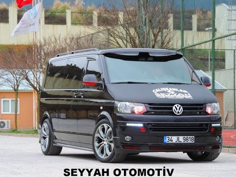 SEYYAH OTO - SATILIK ViP ARAÇ - 2015 Volkswagen Transporter Caravelle Özel Dizayn Vip Konsept
