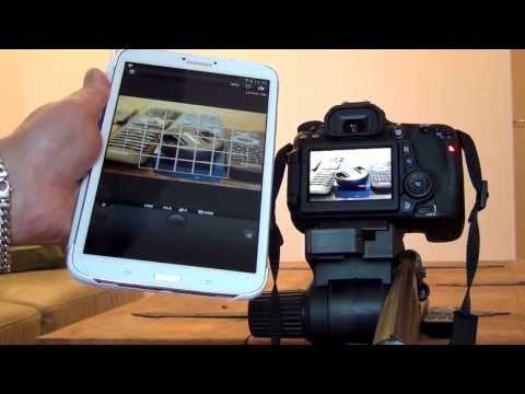 EOS 70D - Autofocus. Shutter Speed. Wifi & EOS Remote App