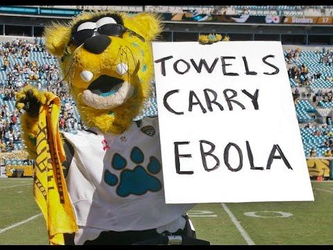 Ebola Virus Prank !