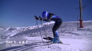 Ski Race Camp at Valle Nevado 2014