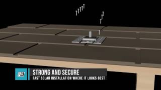 Fast-Rack Talon - A Revolutionary way to Install Solar Panels