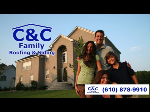 "Roofing Contractors Trooper Pa | ""Best of the Best"" C&C Family Roofing & Siding (610) 878-9910"