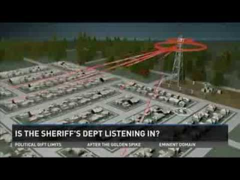 Cellphone spying technology being used throughout Northern California