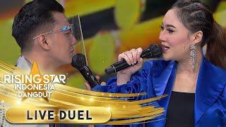 Download lagu Ternyata Lagu Ini Bikin Hati Nella Kharisma Ambyar | Live Duel | Rising Star Indonesia