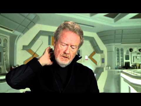 Director Ridley Scott Talks 'Prometheus'