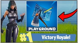 NEW PLAYGROUND LTM COMING TO FORTNITE BATTLE ROYALE | PLAYGROUND LTM!