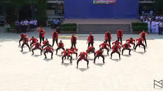 Flashmob 11A17 Phú Nhuận 2018_ Flashmob dance Phu Nhuan high school, Hochiminh city, Vietnam
