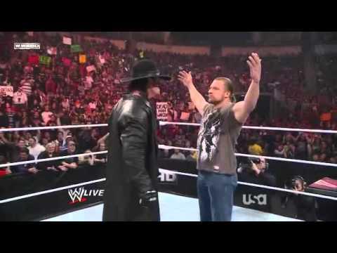 Suck it : Triple H to Undertaker 2011 ( HD )