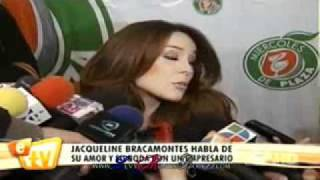 Jacky Bracamontes habla de su Boda  y William Levy   ETV