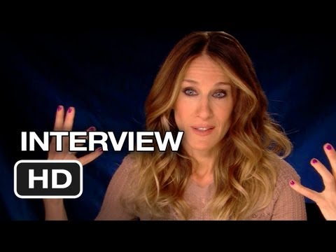 Escape from Planet Earth Interview - Sarah Jessica Parker (2013) - Animated Movie HD