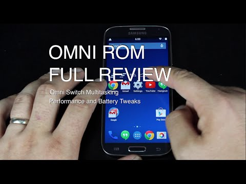 Verizon Galaxy S4 Omni Rom 4.4.4 FULL REVIEW Any Android