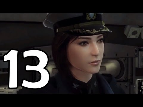 Metal Gear Solid 4 - The Movie -13- The Final Briefing video