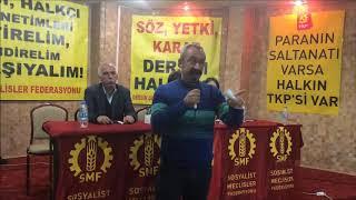 SMF aday tanıtım toplantısı gerçekleşti