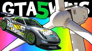 GTA 5 WINS – EP. 6 (Funny moments, Stunts, Epic Wins compilation online Grand Theft Auto V Gameplay)