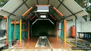 Automatic car washer, fully automatic car washer, car washer, car washing demo, car washing equipmen