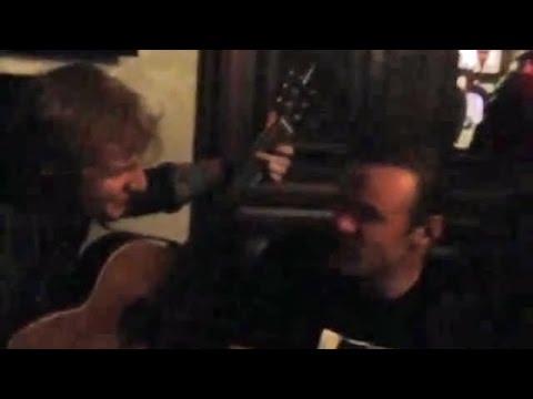 Wayne Rooney & Ed Sheeran Sing Ronan Keating's 'When You Say Nothing At All' With Wretch32 & Example