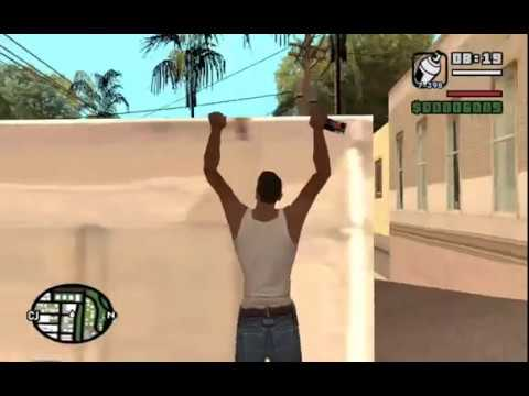 Starter Save - Part 7 - GTA San Andreas PC - complete walkthrough (showing all details) - achieving 13.37% Game Progress before doing the story missions - no cheats and no modifications (no mods) - Frame Limiter ON