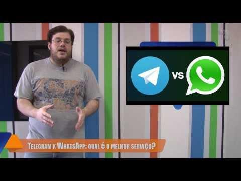 Hoje No Tecmundo (26 02) - Telegram X Whatsapp X Viber, Z2, Moto X, Exynos E Marca Lumia video