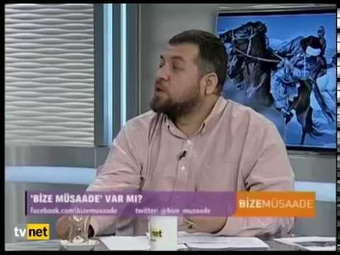 TVNET / BİZE MÜSAADE - 09.01.2015