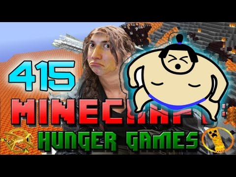 Minecraft: Hunger Games w Mitch Game 415 Sumotori Death Match